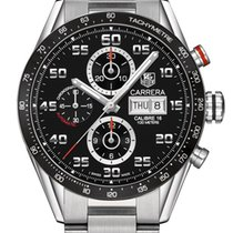 TAG Heuer Carrera Day Date Automatic Chronograph 43mm cv2a1r.b...