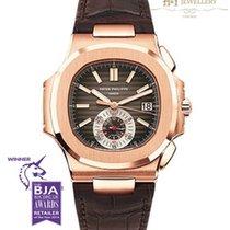 파텍필립 (Patek Philippe) Nautilus Chronograph Rose Gold - 5980R-001