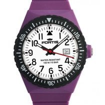 Fortis Colors C705.C14 Purple 42mm Quarzwerk