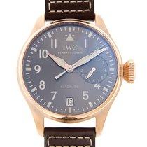 IWC Big Pilot Spitfire Slate Grey Dial Automatic IW500917