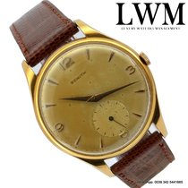 Zenith Classic Vintage rose gold 18KT two-tone caliber  1950's