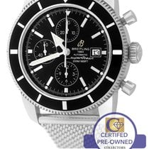 Breitling Superocean Heritage Chronograph A13320 Black 46mm...