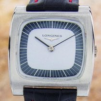Longines Swiss Made Rare Mens Mid Size 32mm Manual Dress Watch...