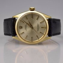 Rolex Oyster Perpetual 1005 Gold Automatik - 1964