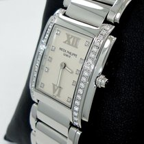 Patek Philippe Twenty 4 Diamonds Ladies Watch 4910 /10a-011...