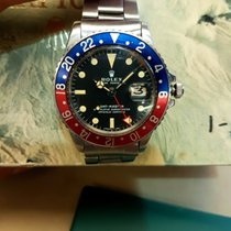 Rolex 1675 GMT-Master All Red Hand