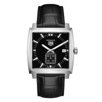 TAG Heuer Monaco 37mm Mens Watch Ref CAR201V.FT6046