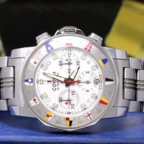 Corum Admiral's Cup Ref. 28563020 Full Set Top Condition