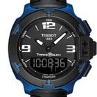 Tissot T-Race Touch Aluminium Men's Blue Edition Sport Watch