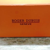 Roger Dubuis wooden watch box newoldstock