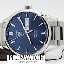 TAG Heuer CARRERA Calibro 5 Day-Date steel  2304