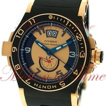 Jorg Hysek Abyss Power Reserve, Champagne Dial, Limited...