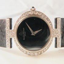 Baume & Mercier Ladies Steel Diamonds