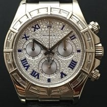 롤렉스 (Rolex) Daytona 116589 with Pavè Diamonds Dial