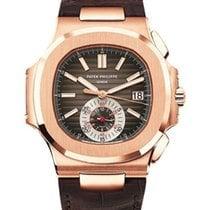 パテック・フィリップ (Patek Philippe) Nautilus Chronograph Rose Gold
