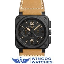 Bell & Ross Heritage Chronograph Ref. BR0394-HERI-CE