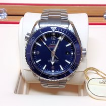 Omega Planet Ocean 232.90.46.21.03.001 - Box & Papers 2016
