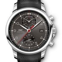 IWC Portugieser Yacht Club Chronograph New Grey Dial
