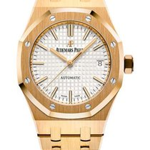 Audemars Piguet Royal Oak 18K Yellow Gold Ladies Watch
