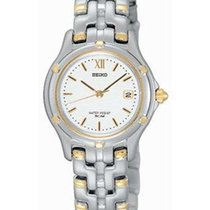 Seiko Ladies' Le Grand Sport - Stainless & Gold Tone -...