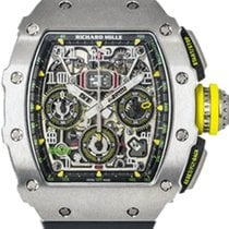 Richard Mille RM11-03 Automatic Flyback Chrono Titanium