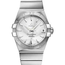 Omega 123.10.38.21.02.001 Constellation Co - Axial 38mm in...