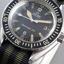 Omega Seamaster 300 1969 Bakelite bezel in stainless steel