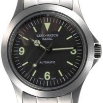 Zeno-Watch Basel -Watch Herrenuhr - Military Special Automatic...