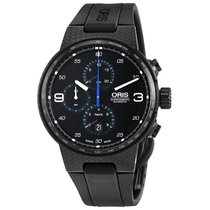 Oris Williams Chronograph Carbon Fibre Extreme Men's Watch