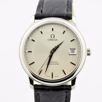 Omega Deville Prestige Thin Automatic Chronometer Stainless...