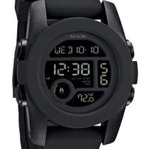 Nixon Unit 40 mm All Black A490-001 Unisexuhr