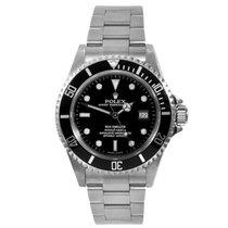 Rolex Sea Dweller Black Index Dial 16600