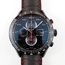 TAG Heuer Carrera Calibre 1887 43mm Titan red CAR2A80.FC6237