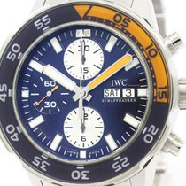 IWC Aqua Timer Chronograph Automatic Watch Iw371908 Iw376703...
