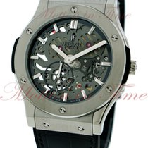 "Hublot Classic Fusion 45mm ""Ultra-Thin"", Skeleton Dial..."
