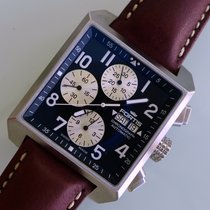 Fortis Square Chronograph Day-Date
