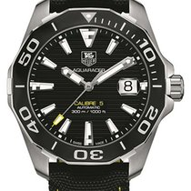 TAG Heuer Aquaracer Calibre 5 Automatik 41mm  	WAY211A.FC6362