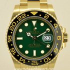 Rolex GMT Master II Full Gold GREEN DIAL