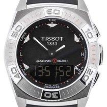 Tissot Racing Touch Black Dial Caoutchouc