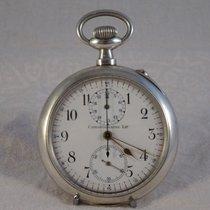 Heuer Lip / Heuer  chronographe pocket watch