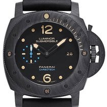 Panerai Luminor Submersible 1950 Carbotech 3 Days Automatic...