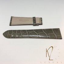 Patek Philippe Grey Alligator Strap & Grey Stitches