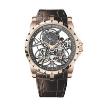 로저드뷔 (Roger Dubuis) EXCALIBUR DOUBLE FLYING TOURBILLON