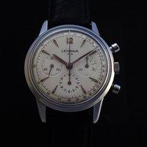 Lemania Vintage Mechanical 105 Chronograph 60's