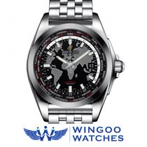 Breitling GALACTIC UNITIME Ref. WB3510U4/BD94/375A