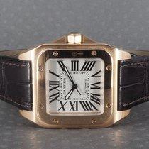 Cartier Santos 100 18K