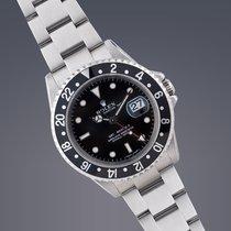 ロレックス (Rolex) GMT-Master II 16710 stainless steel Oyster...