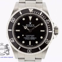 Rolex Submariner 14060 Box & Swiss Papers 2012