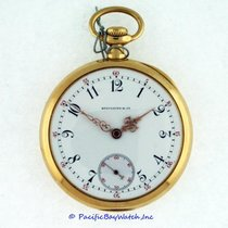 Patek Philippe & Co. Gold Pocket Watch For Spaulding &...