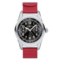 Montblanc Men's 117742  Summit Smartwatch Stainless Steel Red
